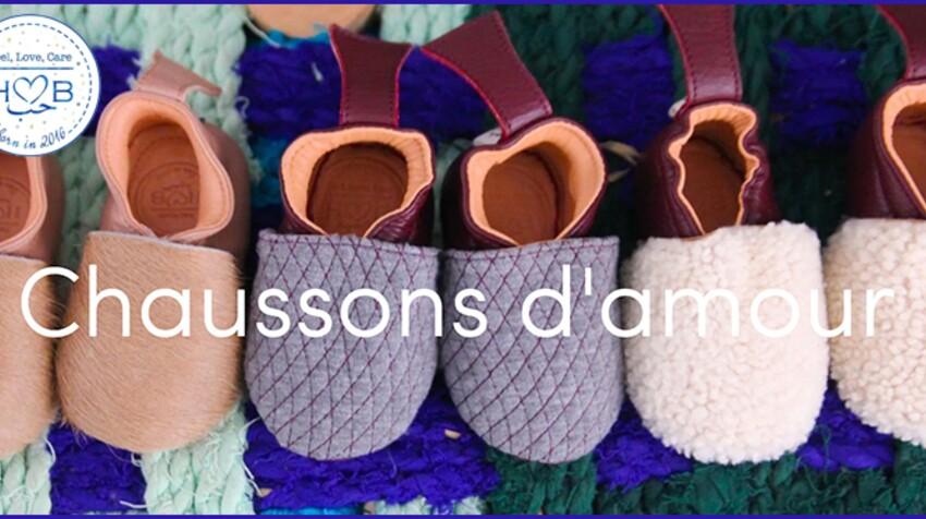HOB FEEL GOODS : 10 paires de chaussons pour tout-petits à gagner