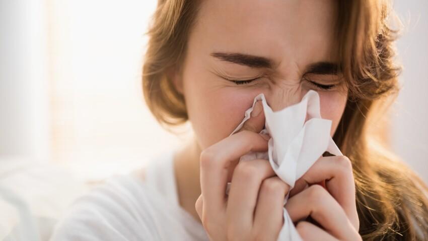 Covid-19 : un rhume peut-il nous aider à combattre le coronavirus ?
