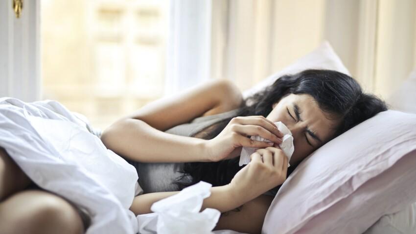Grippe ou Covid-19 : comment distinguer les symptômes ?