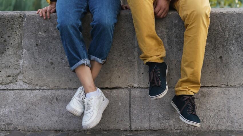 Découvrez la paire de baskets préférée des Français ! (vous l'avez ?)