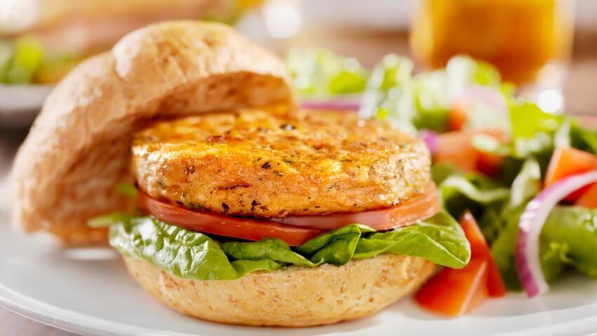 Produits végétariens : la moitié contiennent surtout… de l'eau !