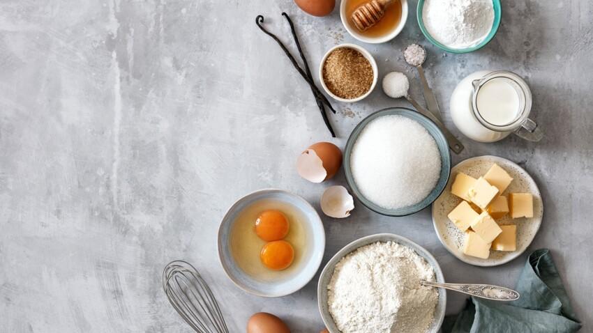 Nos meilleures recettes de desserts sans farine