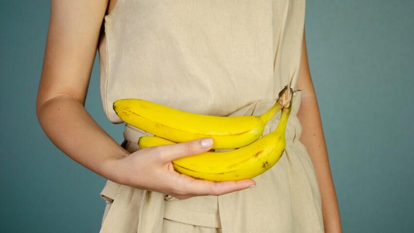 Les vertus minceur de la banane