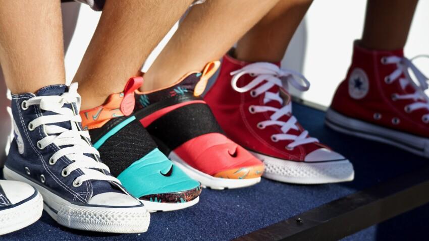 Découvrez la petite histoire des sneakers