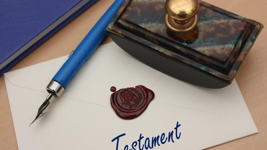 Comment rédiger un testament ?