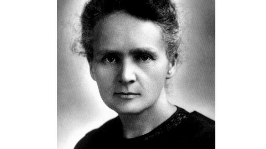 Marie Curie : portrait d'une femme libre