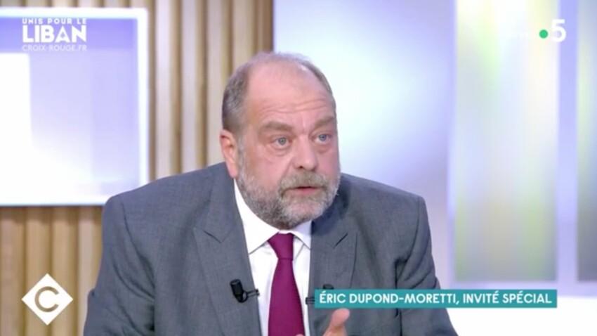 """""""On n'est pas au café du commerce"""" : Eric Dupond-Moretti reprend Patrick Cohen"""