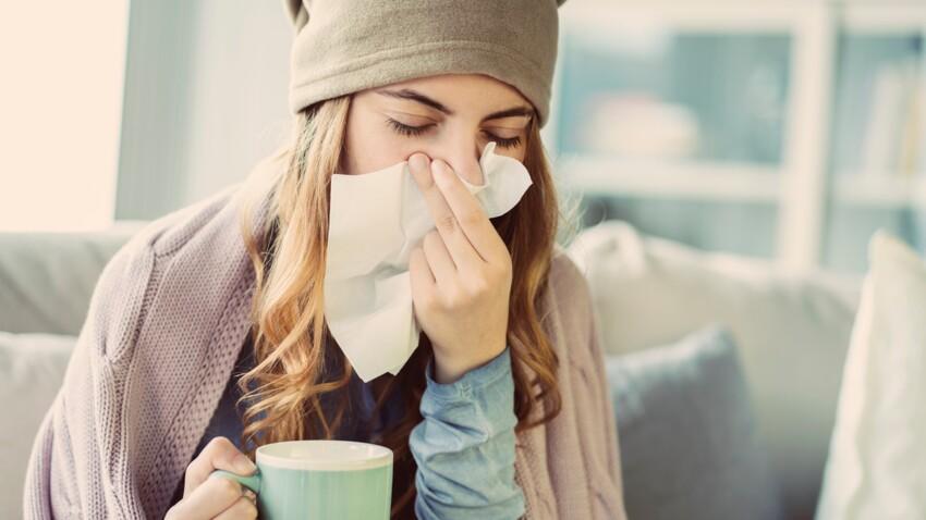 Grippe : 10 remèdes naturels pour atténuer les symptômes