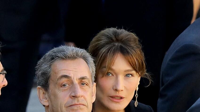 """Carla Bruni raconte sa """"courte séparation"""" d'avec Nicolas Sarkozy"""