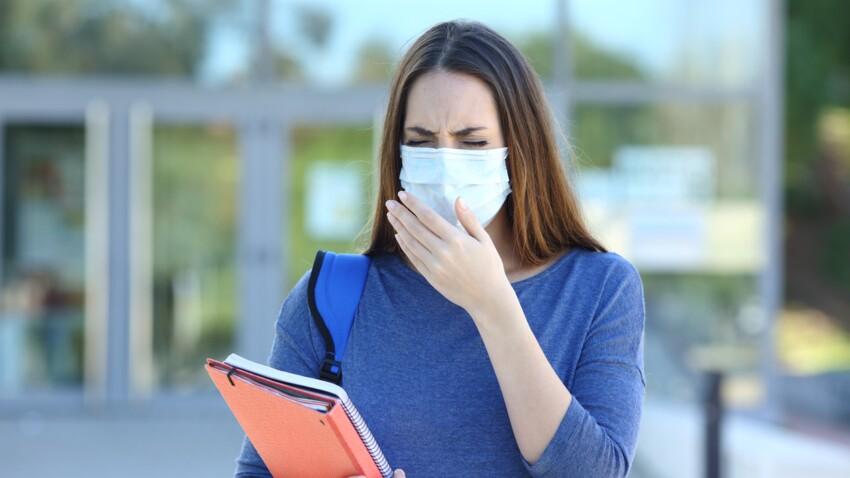 Covid-19 : la liste des symptômes qui doivent vous alerter