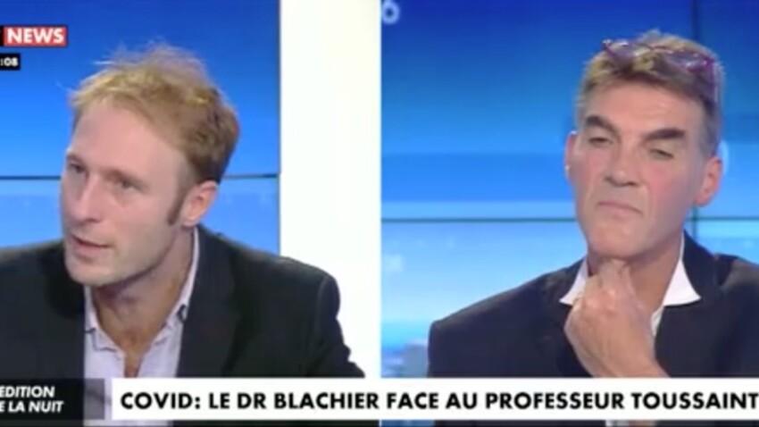 Covid-19 : deux médecins se disputent violemment sur la seconde vague, Laurence Ferrari les recadre