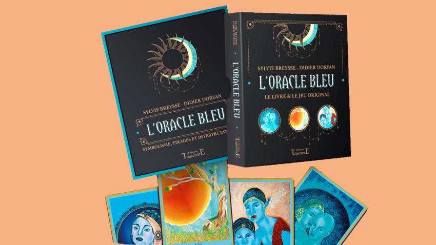 Oracle bleu : tirage et interprétation des cartes
