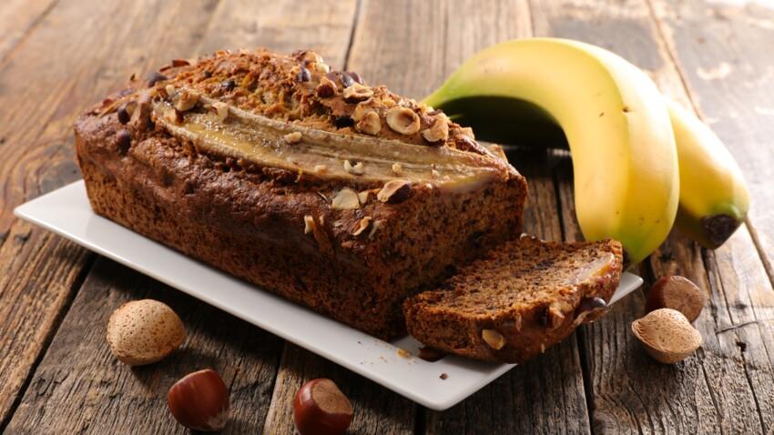 Banana bread : la recette anti-gaspi du chef Juan Arbelaez