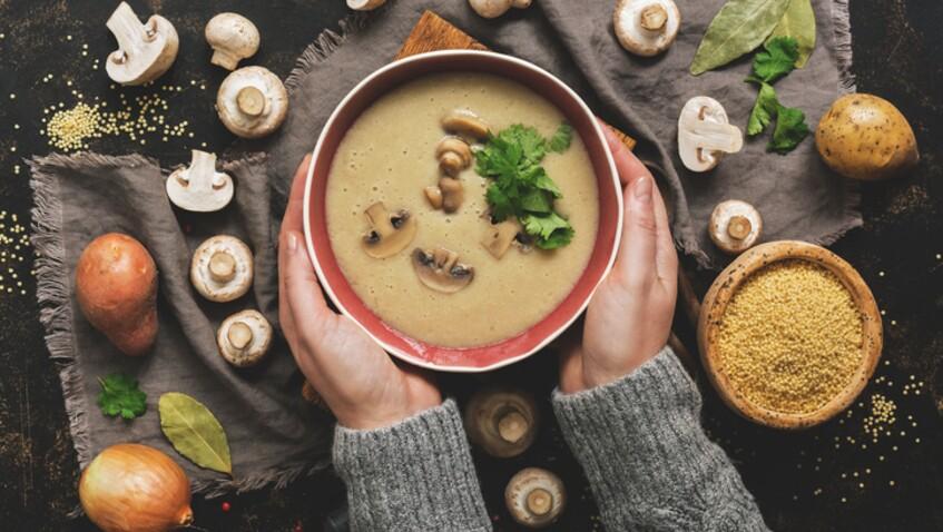 Les erreurs que l'on fait tous en préparant une soupe