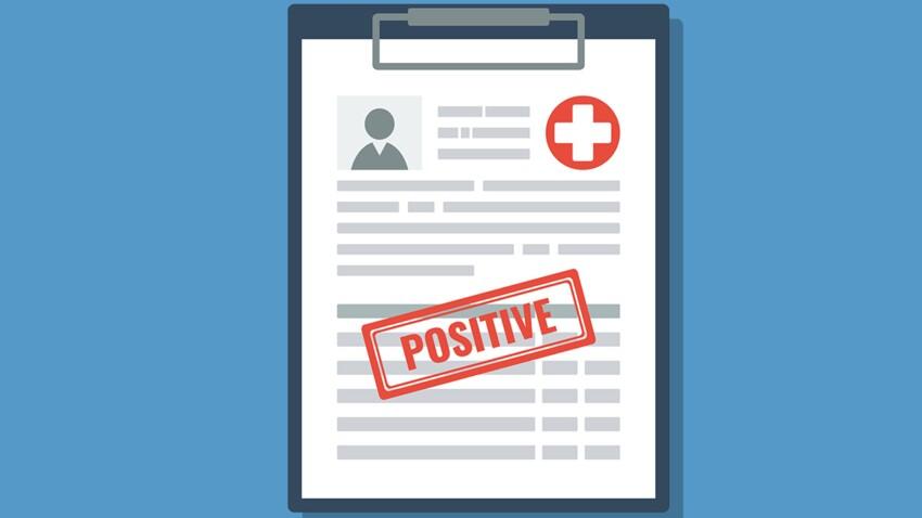 Covid-19 : quels documents reçoit-on si notre test est positif ?