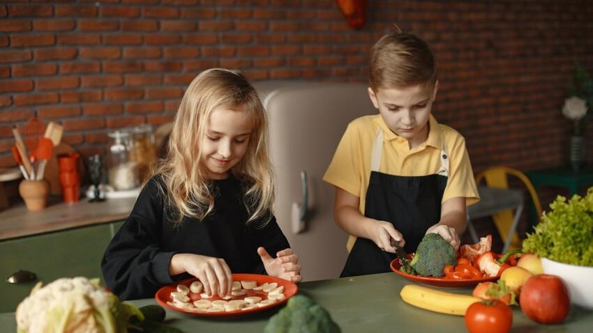 10 idées reçues sur l'alimentation des enfants