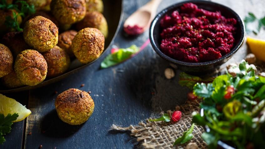 """""""Tous en cuisine"""" : la recette des falafels de Cyril Lignac"""