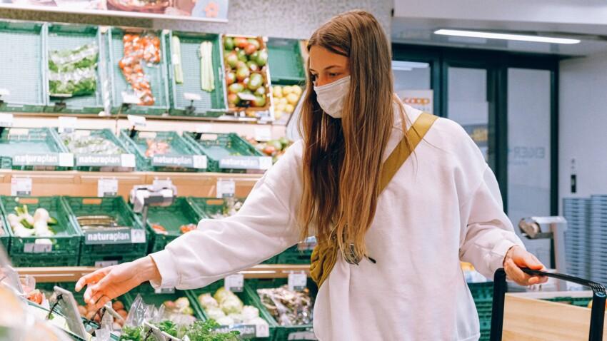Covid-19 : 4 erreurs à ne plus faire quand on fait ses courses pour éviter la contamination