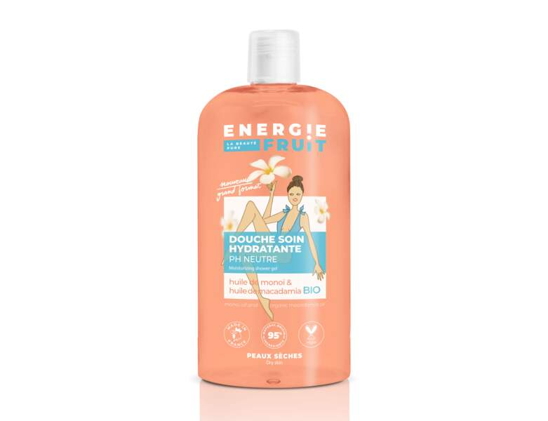 Gel douche d'Energie Fruit