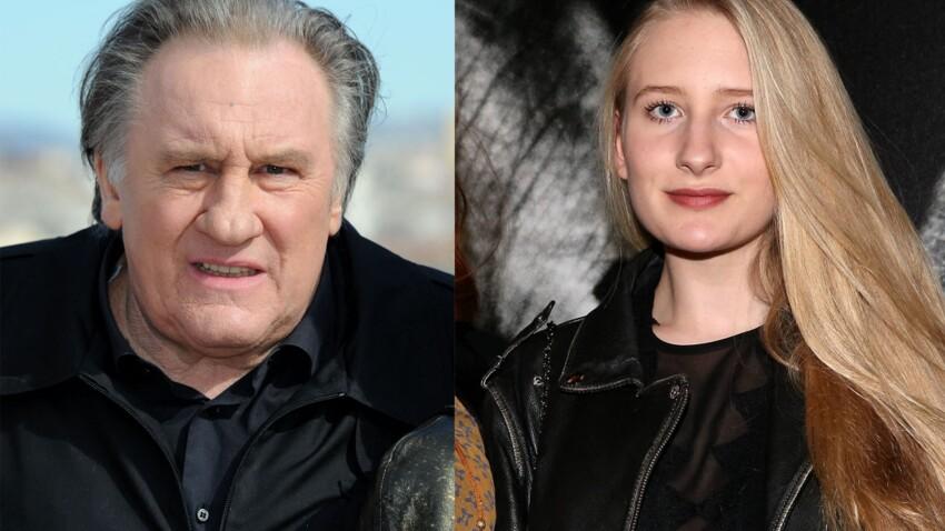 Gérard Depardieu : cette promesse faite à sa petite-fille Louise, orpheline à 19 ans