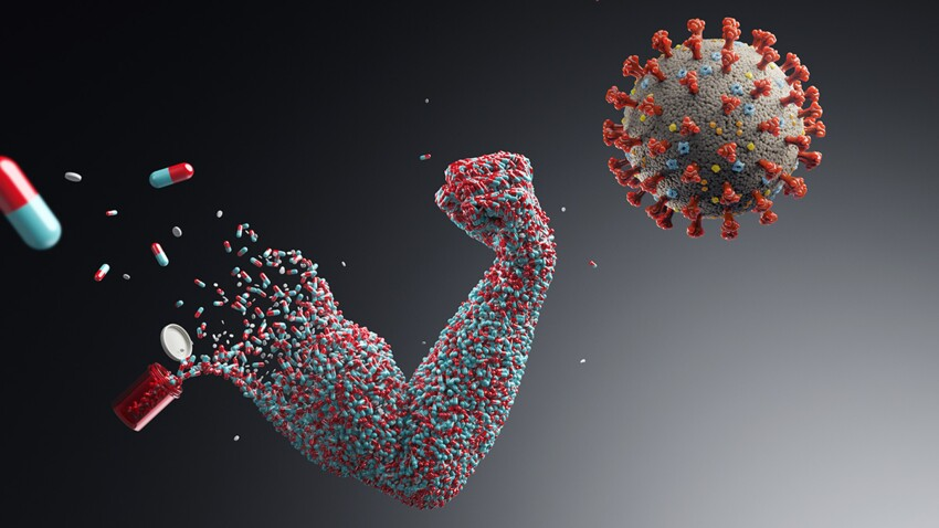 Innovations médicales : merci le coronavirus !