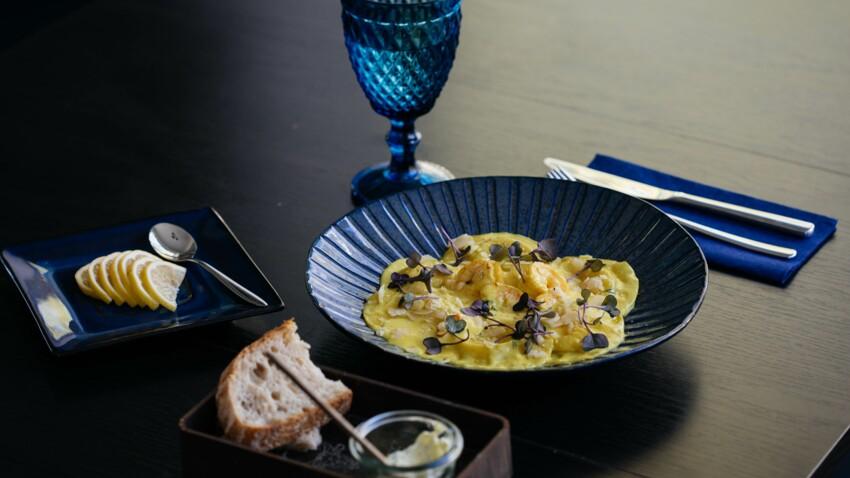 L'astuce de Cyril Lignac pour réussir ses omelettes