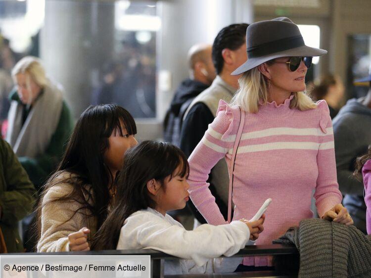 Laeticia Hallyday change de look : sa coupe courte est de retour : Femme Actuelle Le MAG