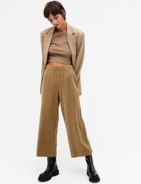 Pantalon à moins de 30 € : doux