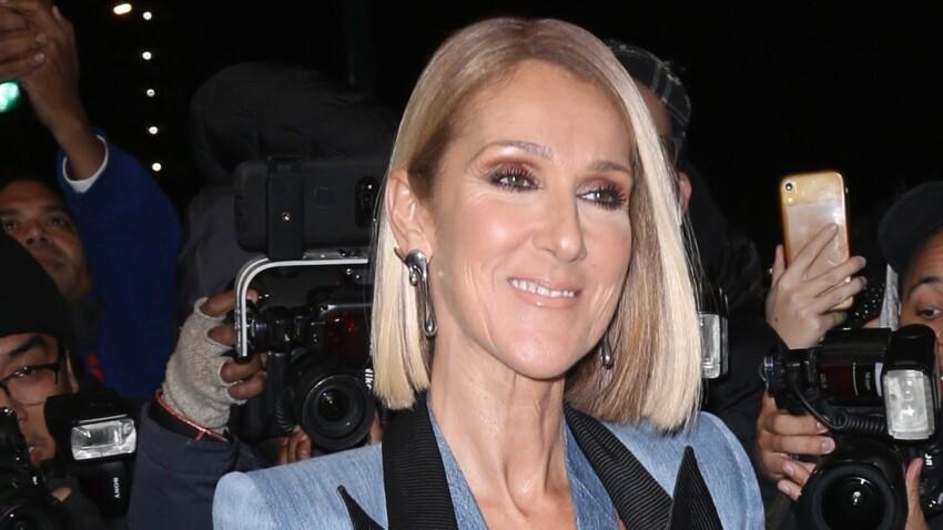 Céline Dion sublime et sexy : sa pose originale en body moulant à franges (wow !)