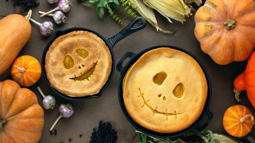 3 recettes effrayantes pour fêter Halloween