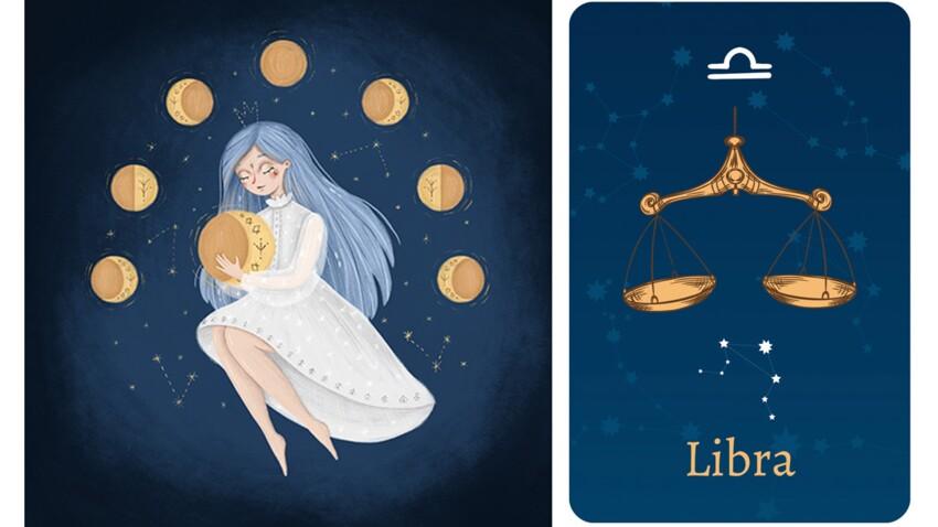 Horoscope spécial femmes : l'influence de la Lune en Balance