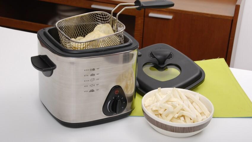 3 astuces de grand-mère pour nettoyer et dégraisser sa friteuse rapidement