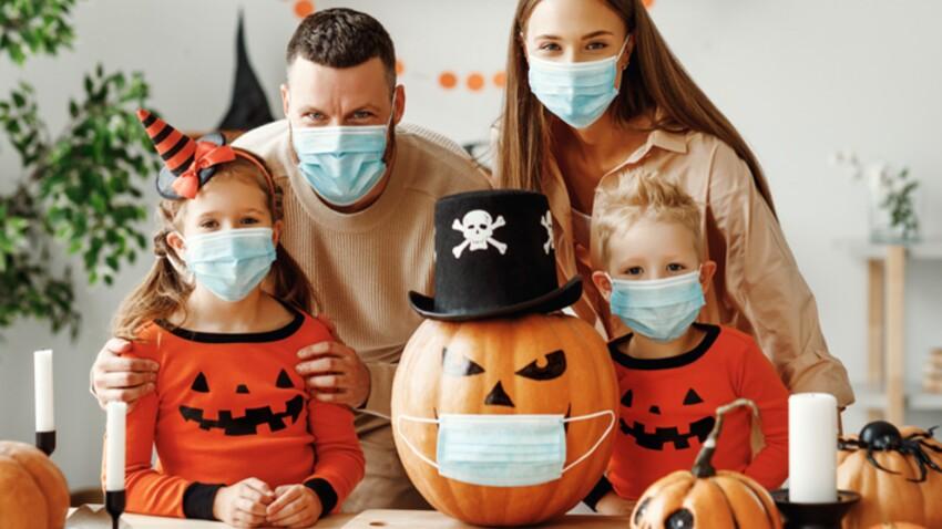 """Nos idées pour organiser une """"Halloween Party"""" malgré la Covid-19"""