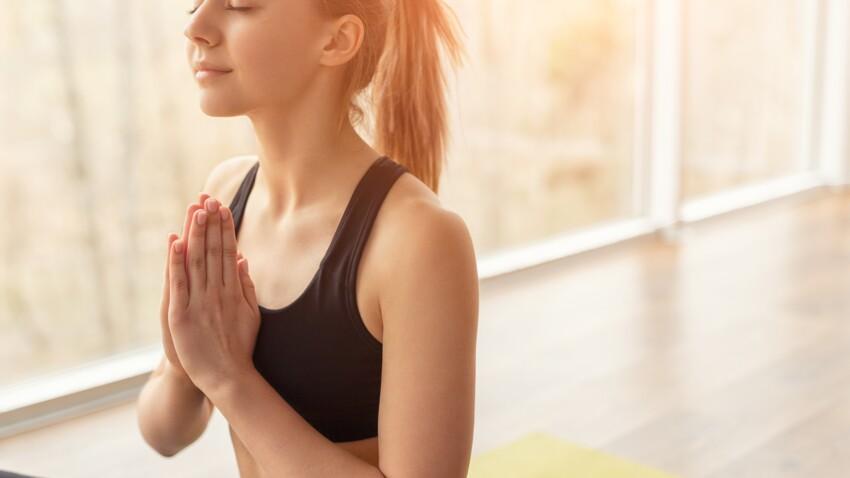 Stress, anxiété : 7 mouvements pour retrouver le calme en un rien de temps