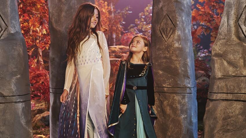 Robe Reine des Neiges 2 : le film de Disney crée une Fashion week et dévoile sa collection…