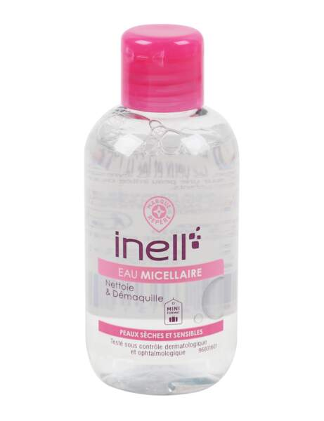 Eau micellaire Inell