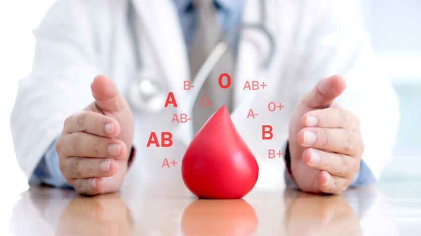Covid-19 : les personnes de groupe sanguin O moins touchées