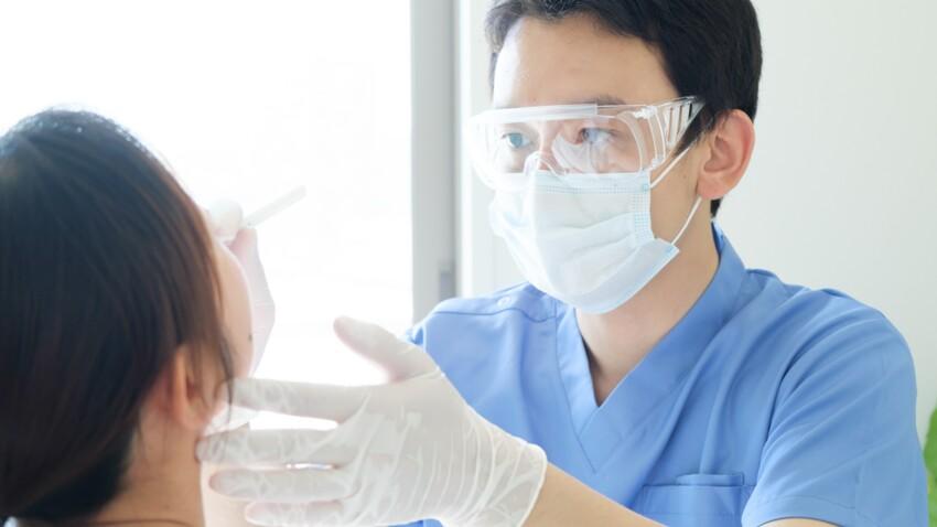 """Tests PCR : quelle est la différence entre """"positif faible"""" et """"positif"""", la nouvelle distinction dans les résultats d'analyses ?"""