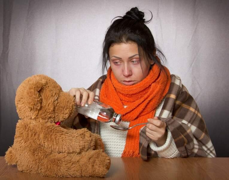 Est-on plus malade en hiver ?