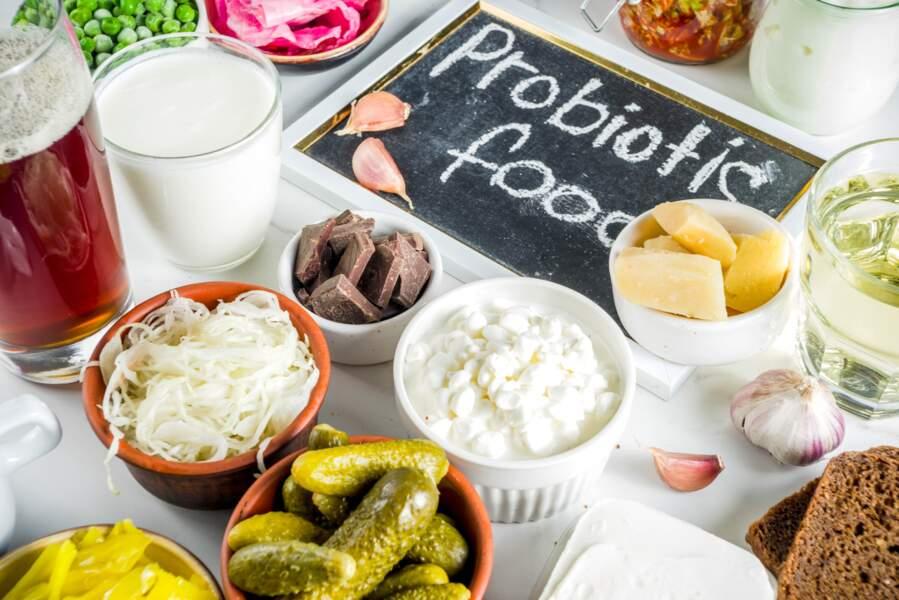 Probiotiques naturels : 12 aliments pour prendre soin de sa flore intestinale