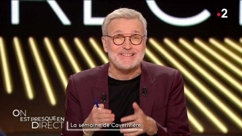 Laurent Ruquier ose un lapsus très coquin sur Carla Bruni et Nicolas Sarkozy
