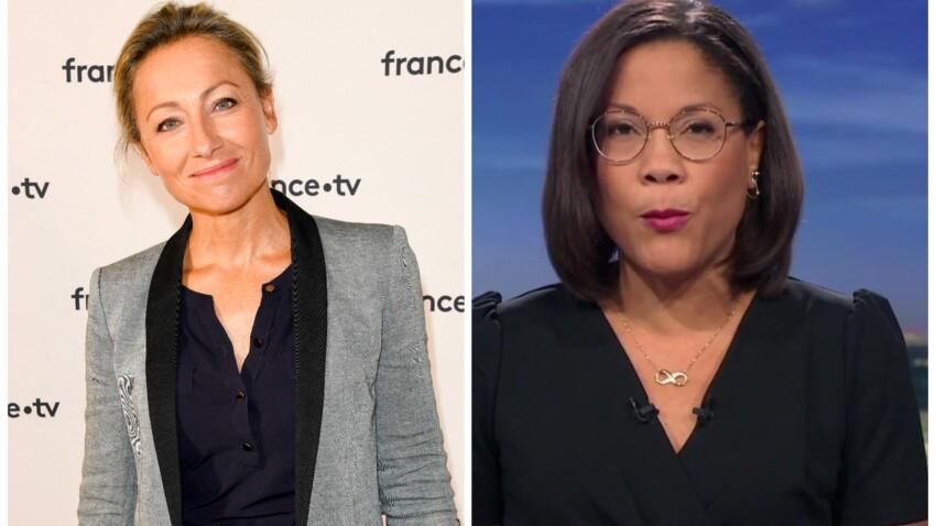 Anne-Sophie Lapix remplacée sur France 2 : son message à Karine Baste-Régis avant son premier 20h