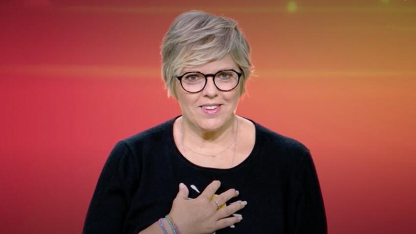 """Laurence Boccolini, """"extrêmement fâchée"""", dénonce le """"ramassis de mensonge"""" d'un patron de TF1"""