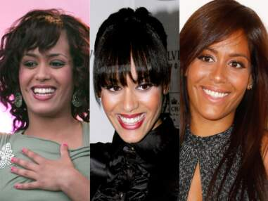 Amel Bent : l'évolution de ses coupes de cheveux et de ses coiffures