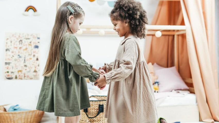 Amitié chez l'enfant : quelle est l'importance de leurs premiers copains ?