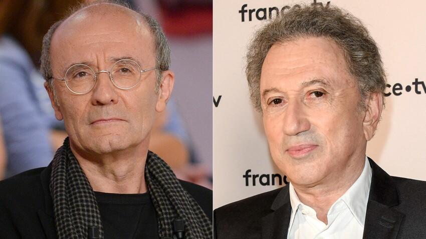 """Philippe Geluck donne des nouvelles de son ami Michel Drucker : """"Il a eu une opération à cœur ouvert"""""""