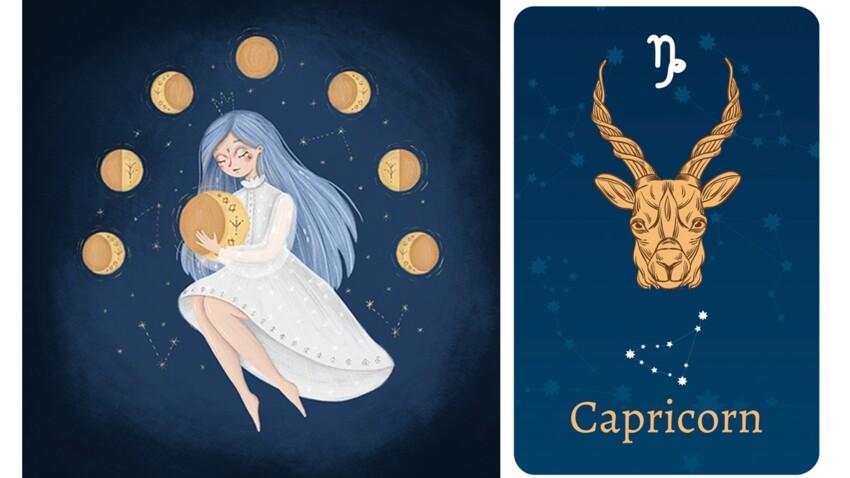 Horoscope spécial femmes : l'influence de la Lune en Capricorne