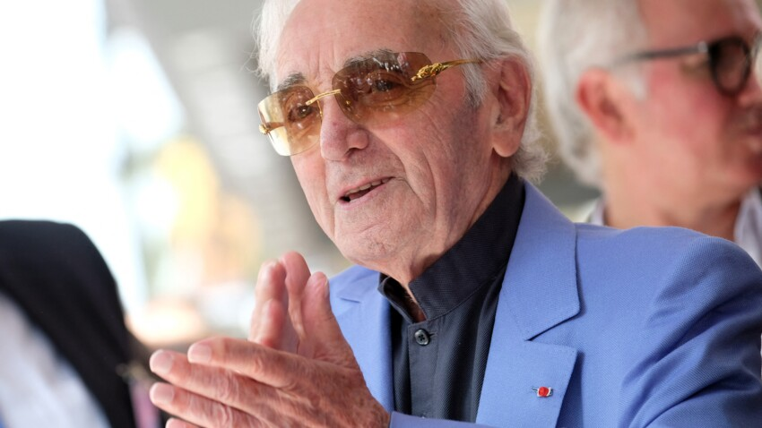 Charles Aznavour : ce cadeau inestimable qu'il a légué à Dany Brillant avant sa mort