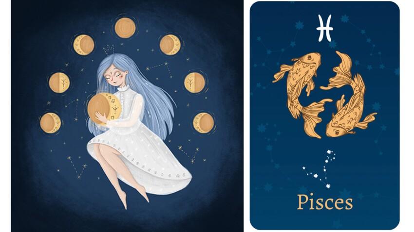 Horoscope spécial femmes : l'influence de la Lune en Poissons