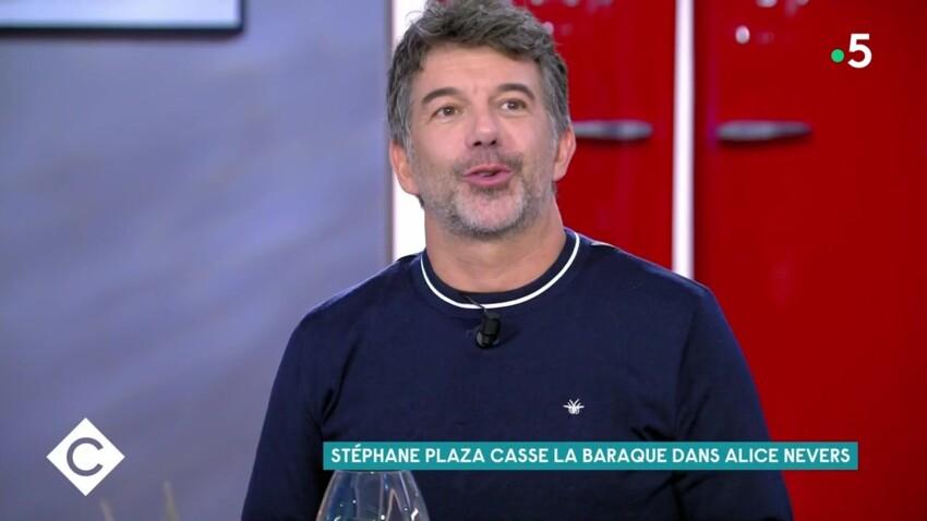 """""""Je ne contrôle pas ma force"""" : les révélations de Stéphane Plaza sur son trouble neurologique"""